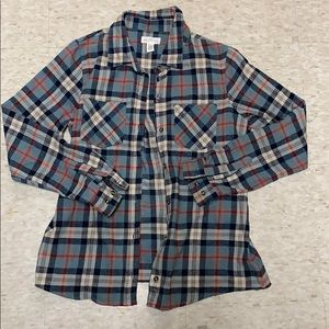 Flannel size m